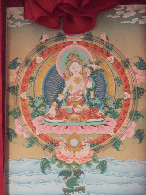 CANCELLED - White Tara Meditation Day