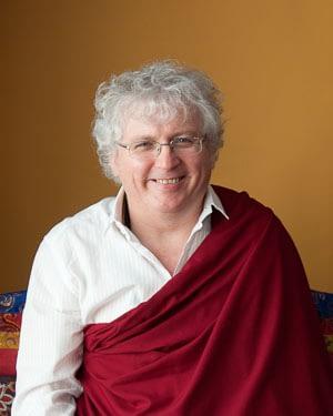 MAJOR EVENT: Lama Jampa Thaye teaching in London