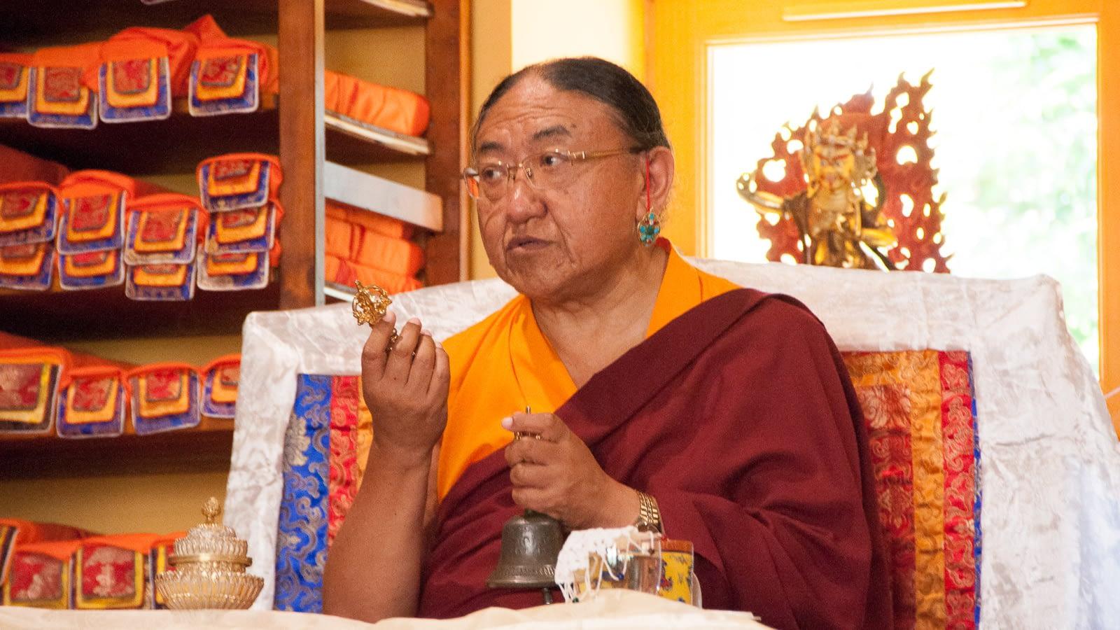 Cancelled - HH Sakya Gongma Trichen's visit